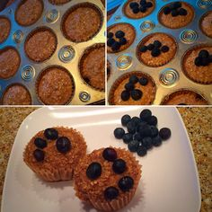 Baked Oatmeal Cups (Muffins) | Feel Great Now!