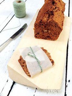 Zelf gezonde ontbijtkoek maken – Made by Ellen