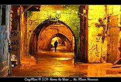 Old City Of Nablus - Palestine