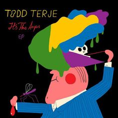 Todd Terje - It's The Arps EP (Vinyl) at Discogs