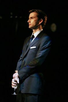 THROWBACK THURSDAY PHOTOS: David Tennant In Hamlet