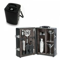 Manhattan Portable Cocktail Case