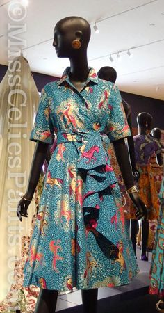 African / Dutch Wax Fabric Exhibit (Miss Celie's Pants) Ankara Styles For Women, Latest Ankara Styles, African Women, African Fashion, Costume Collection, African Attire, African Fabric, Contemporary Fashion, New Outfits