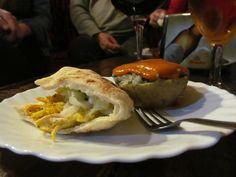 Tapas, Granada, Spain, Om Kalsoum, Food