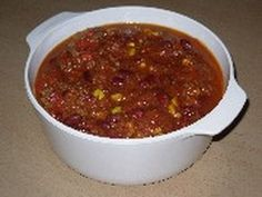Recette de Chili con carne inratable : la recette facile