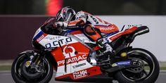MotoGP. Octo Pramac Yakhnich во второй день Катара: Скотт попадает в Q2, Петруччи пропускает гонку.   GP RACING