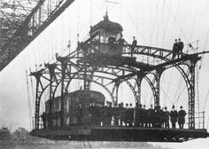 WIDNES TRANSPORTER BRIDGE