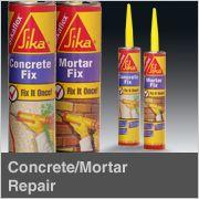 Concrete/Mortar Repair