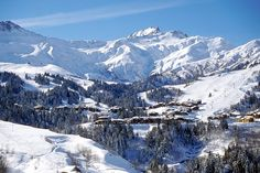 Savourez un séjour de #ski bien mérité à Valmorel #Savoie