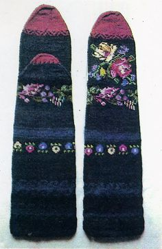 #Serbian #traditional  socks