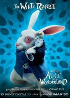 Sai riconoscere il coniglio bianco quando capita? No? Eppure può cambiare la vita www.evoluzionepersonale.it