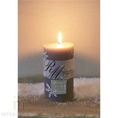 Riviera Maison kubbelys . Christmas grey - Medium Beachy Colors, Shine The Light, Christmas Carol, Pillar Candles, Wicker, Glass, Grey, Villa, Medium