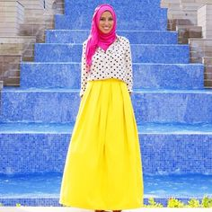 Muslim Instagram Users Prove How Fashionable Hijabs Can Be With Their Stunning Style--gorgeous!