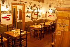 """La Passera di Mare, fresh seafood restaurant in Florence. Love to add #Firenze to your #travel #bucketlist #bucket #list and visit """"City is Yours"""" http://www.cityisyours.com/explore to discover amazing bucket lists created by local experts. #Florence #local #restaurant #bar #hotel"""