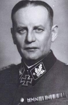 SS GRUPPENFUHRER Kruger