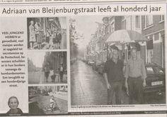 Bleijenburgstraat 100 jaar