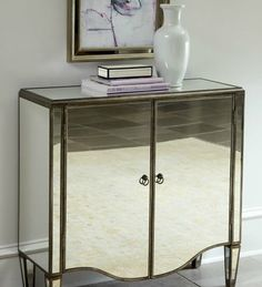 http://www.bebarang.com/complete-your-home-with-mirrored-furniture-cheap/ Complete Your Home With Mirrored Furniture Cheap : Laya Chest Mirrored Furniture Cheap