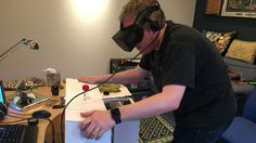 Jeremy Williams, who previously designed light-up video game pixel art, has built a virtual reality pinball controller from scratch. He designed it to work with the game Pinball FX 2 VR, currently...