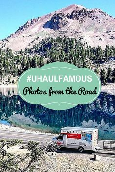 Road trips bring adventure and memories, and are only the beginning of the journey to your new home. Who said road trips had to be filled with boring views of dirt and rocks? These top #Uhaulfamous road trip photo submissions prove that you can see some amazing views on the other side of your moving truck window | My U-Haul Story