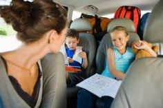 Travel Survival Skills for Car Trips With Kids