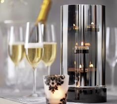 Toasting with you to a wonderful new year! #PartyLite #candles : Shop online at www.PartyLite.biz/NikkiHendrix