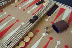 houndstooth backgammon?  ack.
