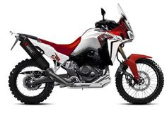 CRF1000L Africa Twin Red White Graphics
