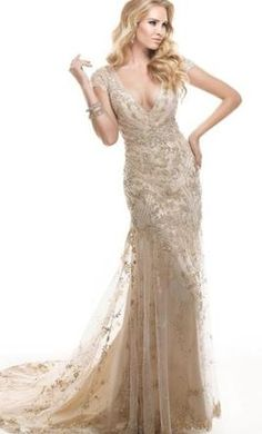 Maggie Sottero Tuscany  14: buy this dress for a fraction of the salon price on PreOwnedWeddingDresses.com