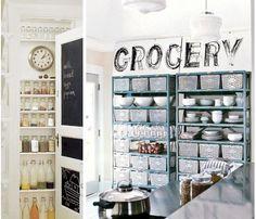 ORGANIZE KITCHEN  Baskets - Organized Kitchen
