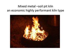 Hybrid of Kon-Tiki and soil kiln. Photo Projects, Mixed Metals, Nepal