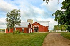 St. Johns, MI.~ Organic Dairy Farm