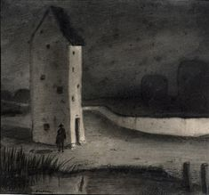 Exposition ALFRED KUBIN, bientôt à l'Abbaye d'Auberive