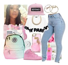 """""""So cute..."""" by eirinimaria ❤ liked on Polyvore featuring River Island, Juicy Couture, Topshop and Gogo Philip"""