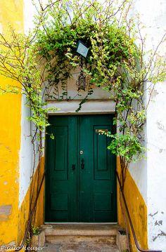 Óbidos, Leiria, Portugal