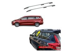 Designed specifically for Maruti Suzuki Ertiga. Set of 2 (Right and Left) High Quality ABS Material, Light Weight. Comes With Self Adhesive strong Double Sided 3mm Tape,Professional installation required Enhances The Stylish look of Your Car Suitable for all Weather Conditions Roof Rails, Projector Headlights, Weather Conditions, Drill, Adhesive, Audi, Tape, Strong