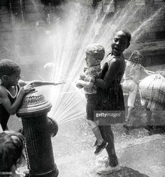 Fire Hydrant Kids Water Stock Photos And Pictures   Getty Images
