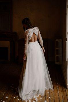 405cb218e5f94d D'où me vient l'inspiration quand je créer une nouvelle robe de mariée
