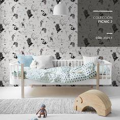 Llená de calidez el cuarto de tu bebé👶, #empapelá con PICNIC 2! @picnicdecor . . . . . #Muresco #picnic2 #empapelados #chicos #hijos #kids…