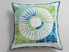 New York Beauty Pillow by amylouwhosews, via Flickr