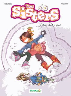 The Sisters Vol. 2 - Comics by comiXology Good Books, Books To Read, My Books, Albert Uderzo, The Baby Sitters Club, World Book Day Costumes, Hilario, My Emotions, Friends Show