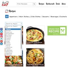Easy-to-make #recipes from around the #world in seconds