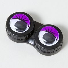 Googly Eye Contact Lens Case