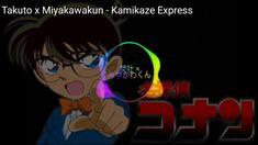 Takuto x Miyakawakun - Kamikaze Express [ OST Ending Detective Conan 56 . Conan, Detective, Fictional Characters, Fantasy Characters