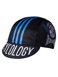 """""""Bike Obsession"""" cycling cap from Cycology."""