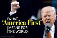 Perspectives: 'America First' economic grandstanding doesn't boo...