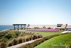 Outdoor Ceremony Venue Site: A Terranea Resort Wedding in Southern California Los Angeles Rancho Palos Verdes
