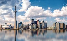 Toronto Travel Guide - Glamorous Canada Toronto is the most populous city in Canada and the provincial capital of Ontario. Toronto Airport, Toronto City, Toronto Travel, Downtown Toronto, Toronto Canada, Canada Canada, Toronto Hotels, Art Toronto, Airport Hotel