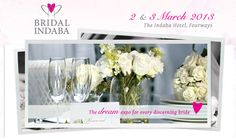 The Bridal Indaba & Wedding Expo Glass Vase, Events, Table Decorations, Bride, Wedding, Home Decor, Wedding Bride, Valentines Day Weddings, Decoration Home