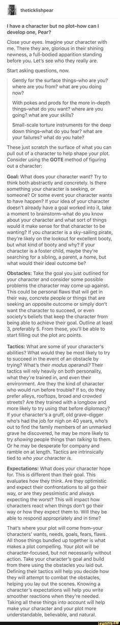 Gote method of character design writing boards, book writing tips, writing practice, writing Writing Boards, Book Writing Tips, Writing Resources, Writing Help, Writing Ideas, Writing Practice, Start Writing, Writing Promts, Writing Characters