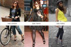 Jimmy Choo's New Street Style Microsite Showcases Fans